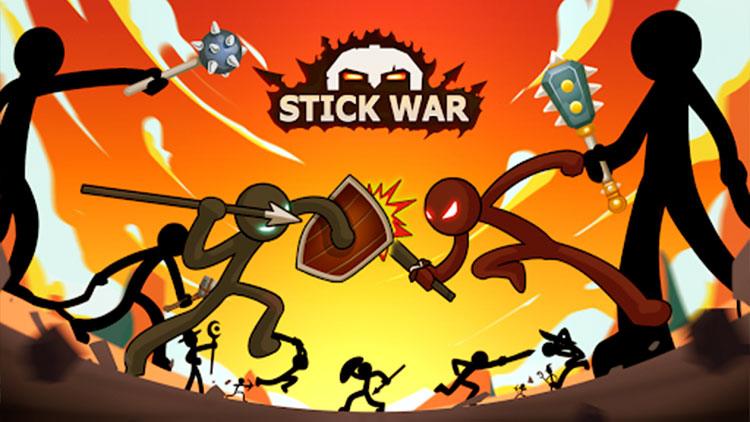 Stick Fight War
