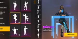 como conseguir Emotes De Free Fire